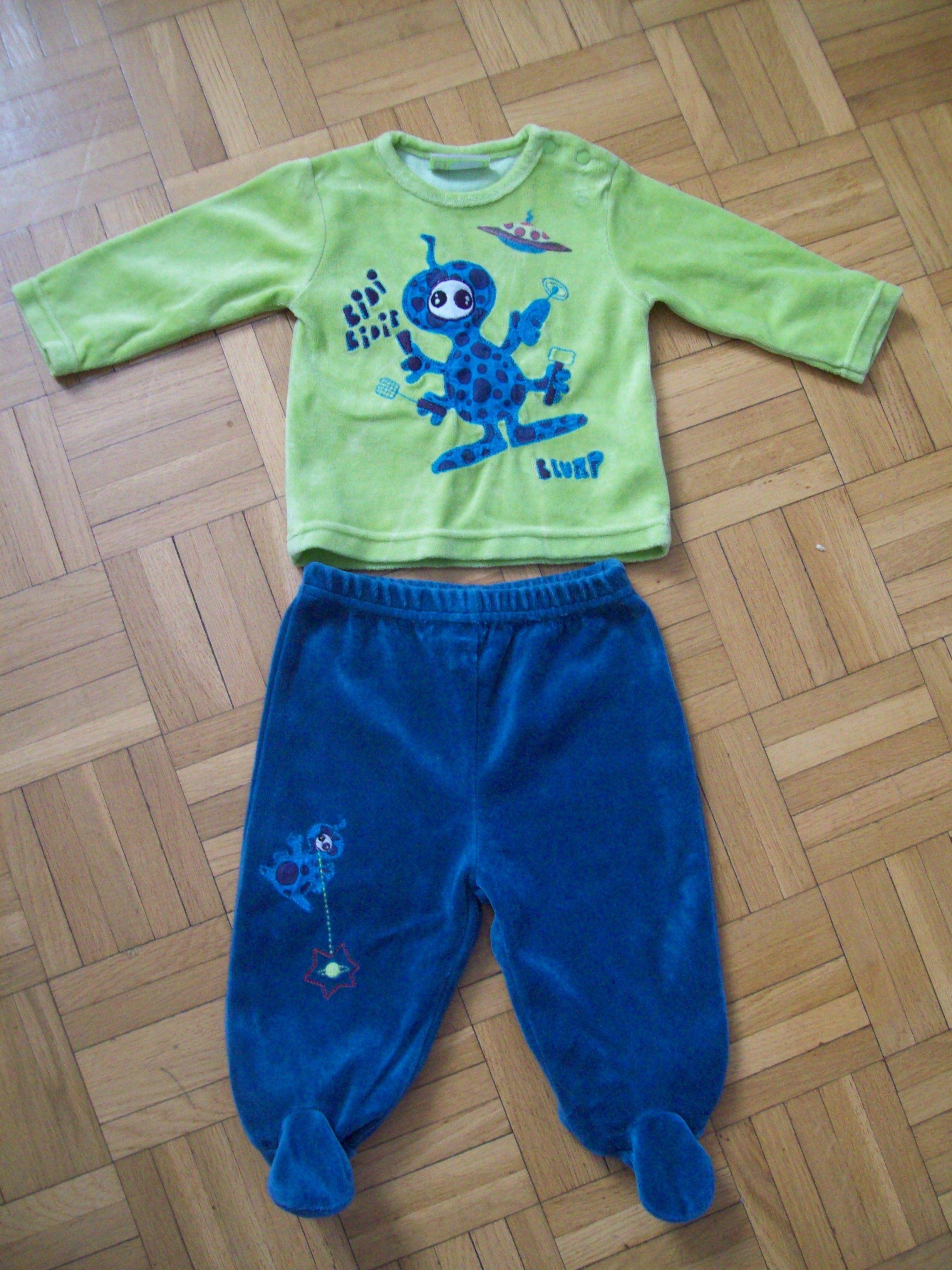 20cec5d4903b4 Pyjama 2 pièces Du Pareil Au Même 6mois